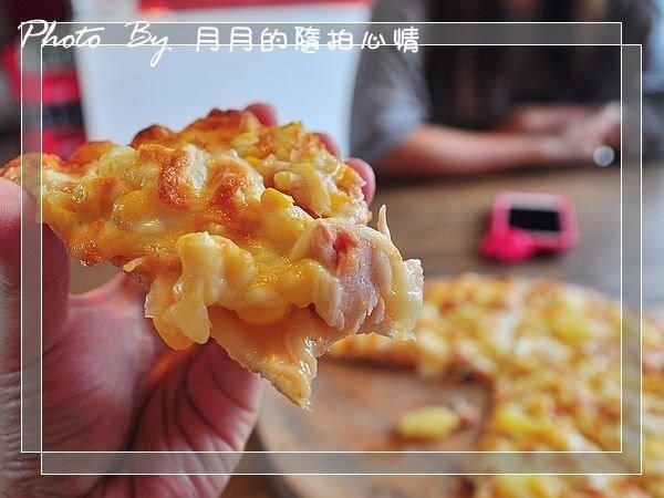 宜蘭羅東美食-安平窯烤pizza–純手工打造,悠閒下午茶 @民宿女王芽月-美食.旅遊.全台趴趴走