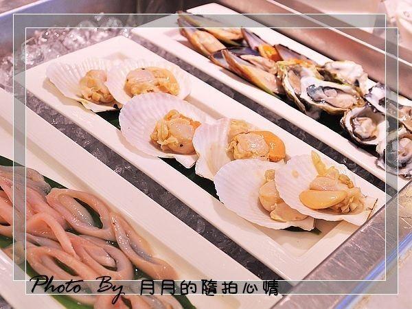 台北內湖吃到飽–香樹花園酒店–菜色豐富,甜點可以再加油! @民宿女王芽月-美食.旅遊.全台趴趴走