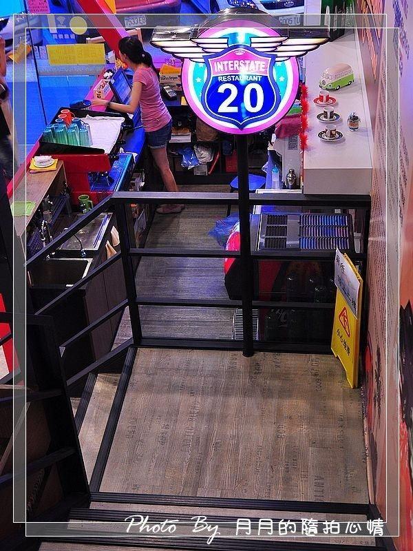 龍潭-20號公路餐廳—主餐有點虛,手工貝果清爽好吃可再升值 @民宿女王芽月-美食.旅遊.全台趴趴走
