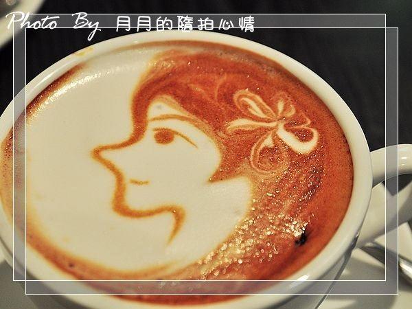 台北市府站美食-Artista Perfetto咖啡–喝咖啡也能獲得無數驚喜 @民宿女王芽月-美食.旅遊.全台趴趴走