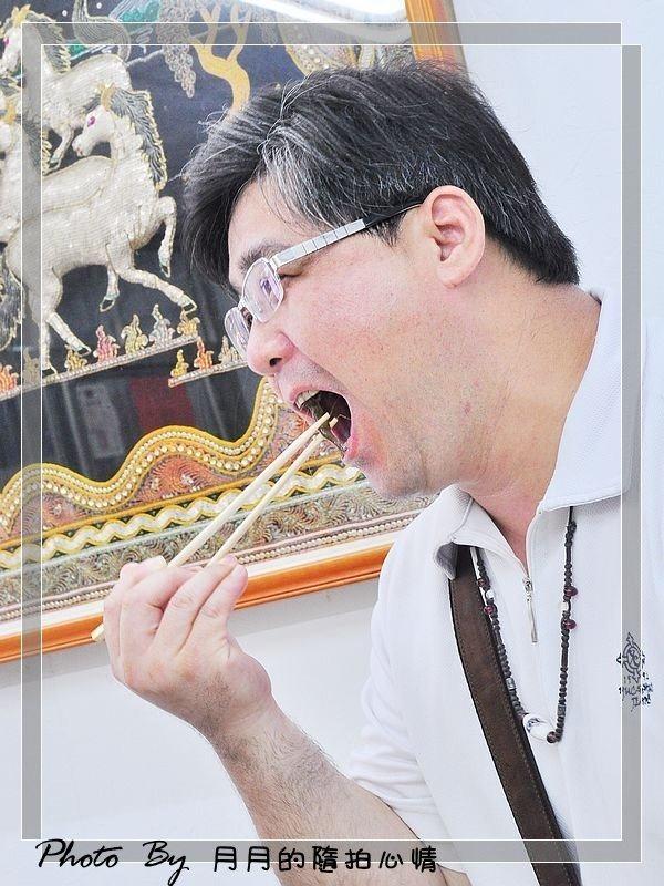 花蓮–鯉魚潭活跳蝦新體驗–我還是乖乖吃炸地瓜好了…. @民宿女王芽月-美食.旅遊.全台趴趴走
