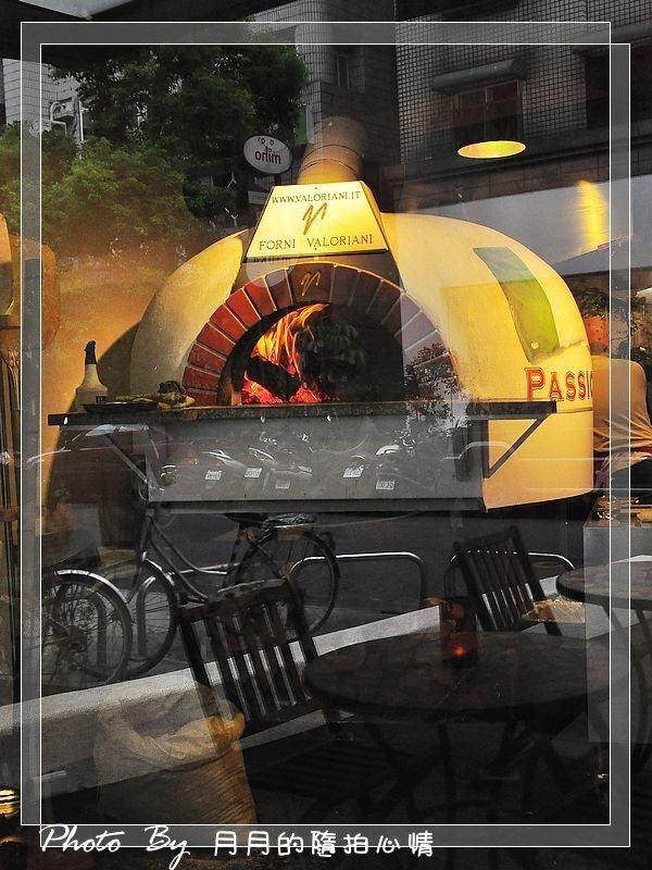 台北東區,台北美食,帕希諾 Passione,拿坡里披薩,東區美食,窯烤披薩 @民宿女王芽月-美食.旅遊.全台趴趴走