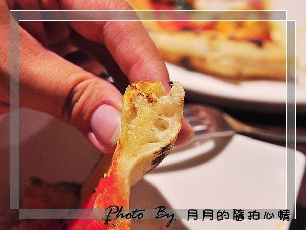 台北東區-帕希諾窯烤披薩–Q軟好吃,外皮像麻糬 @民宿女王芽月-美食.旅遊.全台趴趴走