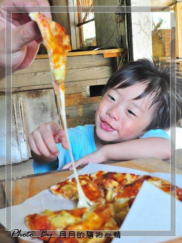 宜蘭員山—望龍埤波可窯烤披薩–親子DIY披薩,小小孩童樂趣多 @民宿女王芽月-美食.旅遊.全台趴趴走