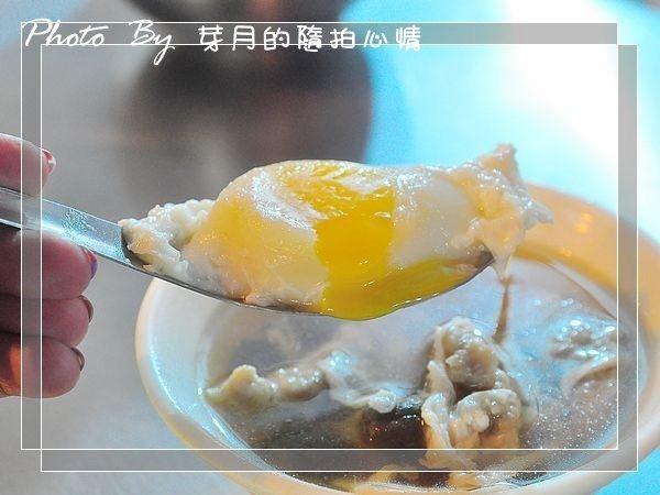 台北寧夏夜市–鴨頭正二代蛋包湯.豬大郎豬血糕–湯頭美味值得一嚐究竟 @民宿女王芽月-美食.旅遊.全台趴趴走