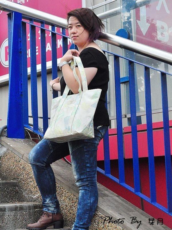 推廣–微笑台灣 MIT 【繽紛趣】愛麗絲側肩袋—短暫旅行的好幫手 @民宿女王芽月-美食.旅遊.全台趴趴走