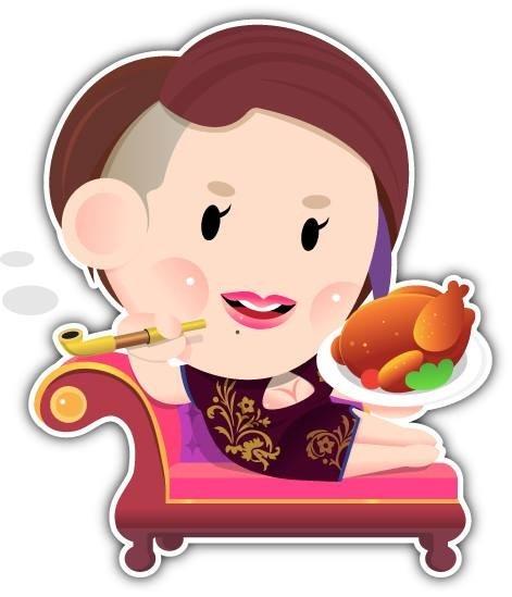 公告—第二版新名片出爐–您好,我是芽月~這是我的新名片~^^ @民宿女王芽月-美食.旅遊.全台趴趴走
