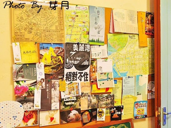 台南中西區–銅錢草B&B –收藏旅人回憶的地方 @民宿女王芽月-美食.旅遊.全台趴趴走