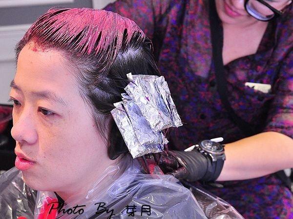 台北中山—Bon Bon Hair 髮廊–秋冬紫醉金迷,保持神祕風情 @民宿女王芽月-美食.旅遊.全台趴趴走