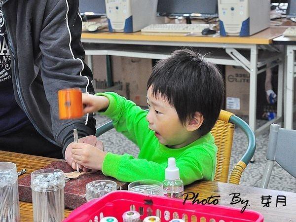 宜蘭冬山–冬山玩皮館–親子共樂DIY,一起來玩皮雕吧 @民宿女王芽月-美食.旅遊.全台趴趴走