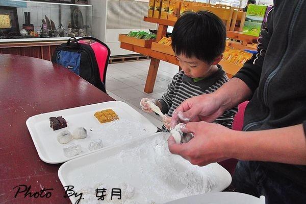 宜蘭員山聯全麻糬親子DIY