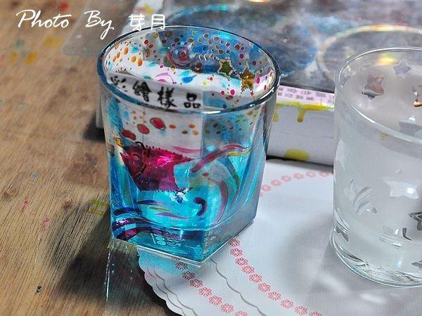 宜蘭冬山–廣興琉璃藏晶閣–玻璃杯DIY有創意,大人小孩都沈迷 @民宿女王芽月-美食.旅遊.全台趴趴走