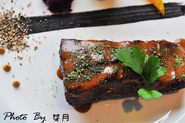 宜蘭礁溪–TATA塔塔歐法料理餐廳—享受一下歐法美食 @民宿女王芽月-美食.旅遊.全台趴趴走
