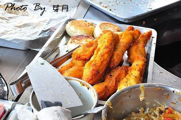 小琉球美食-大眾早餐店–酥脆蔥油條,在地人最愛! @民宿女王芽月-美食.旅遊.全台趴趴走