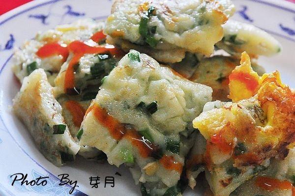 小琉球大眾早餐好吃蔥油條
