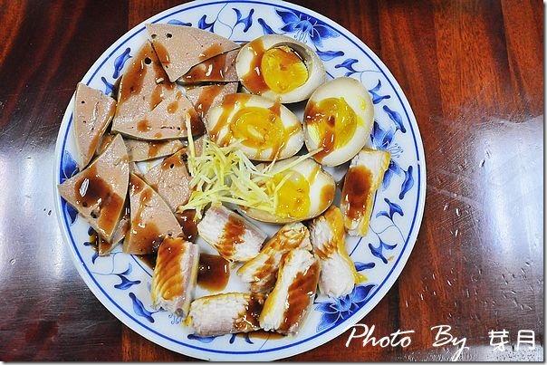 宜蘭礁溪美食鍾氏肉羹黃金蛋