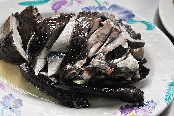 宜蘭冬山好吃美食黑雞發担担麵