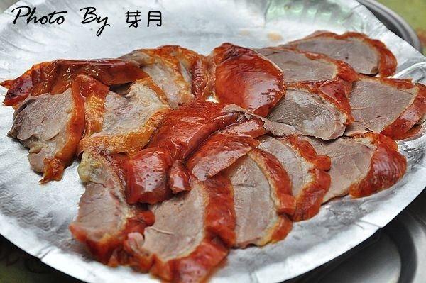 龍潭好吃美食益旺烤鴨