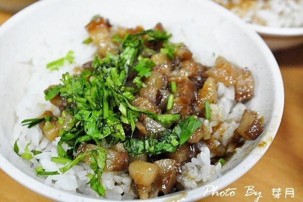 台南美食中西區大同路三角窗肉燥飯魚皮湯好吃推薦