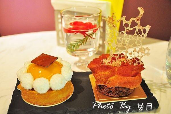 宜蘭五結必吃美食–C'est Bon散步小河岸法式甜點—在蓮花池畔邊的甜點屋,令人著迷萬分 @民宿女王芽月-美食.旅遊.全台趴趴走