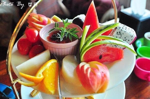宜蘭美食冬山—芯園下午茶套餐–精緻養生,在城堡裡享受 @民宿女王芽月-美食.旅遊.全台趴趴走