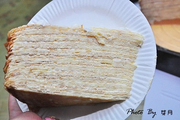 克寧姆起司,台南,排隊,生日,神祕千層蛋糕 @民宿女王芽月-美食.旅遊.全台趴趴走