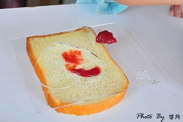 團購美食–塗鴉牆厚片土司—好吃好玩頗新奇,讓孩子從學習中得到快樂 @民宿女王芽月-美食.旅遊.全台趴趴走