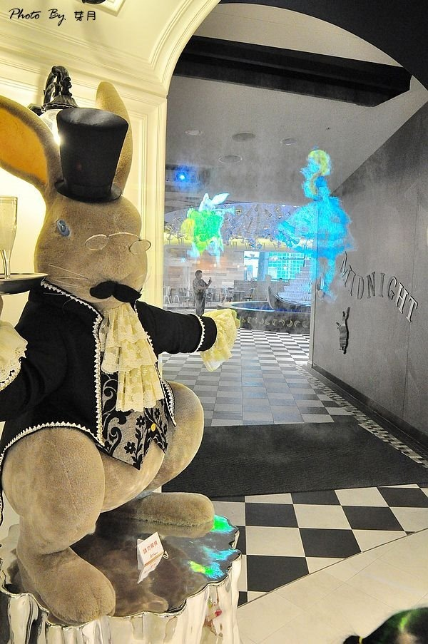 台北美食信義區—Att 4Fun  樂昂咖啡–蜜糖領結超吸晴,來一場甜品盛宴 @民宿女王芽月-美食.旅遊.全台趴趴走