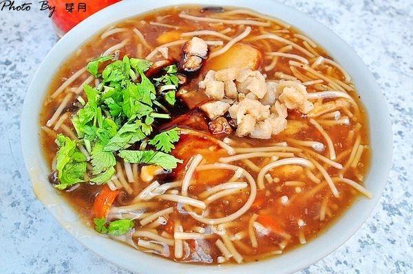 宜蘭羅東巷弄美食阿美米粉羹桂圓粉圓甜湯