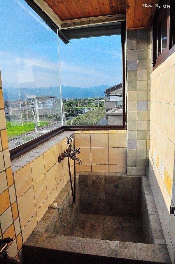 三星,宜蘭民宿,我的家,浴缸,米哈斯民宿,鄉村風 @民宿女王芽月-美食.旅遊.全台趴趴走