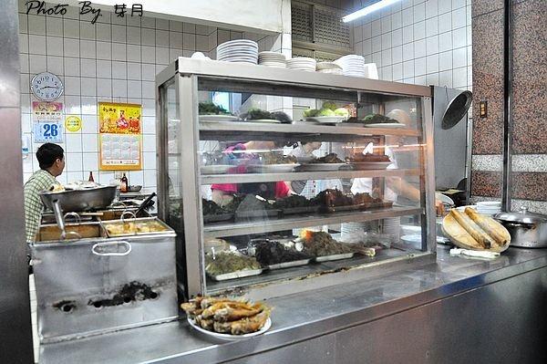 宜蘭羅東美食—阿束社清粥店—老店人情味,宵夜解饞去 @民宿女王芽月-美食.旅遊.全台趴趴走