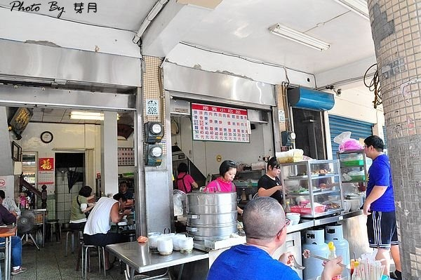 宜蘭羅東美食–南賓小吃部–在地人熱門愛店,肉焿湯有獨特風味 @民宿女王芽月-美食.旅遊.全台趴趴走