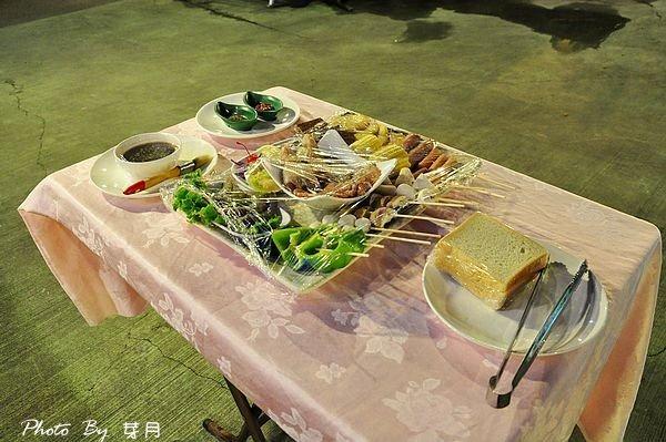 嘉義民宿吳鳳廟阿里山詩情花園渡假村露營車魔術表演烤肉放天燈