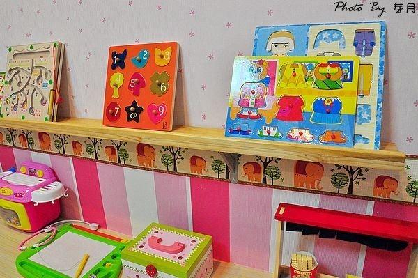 台南東區小東路愛貝樂親子遊戲室抓周活動