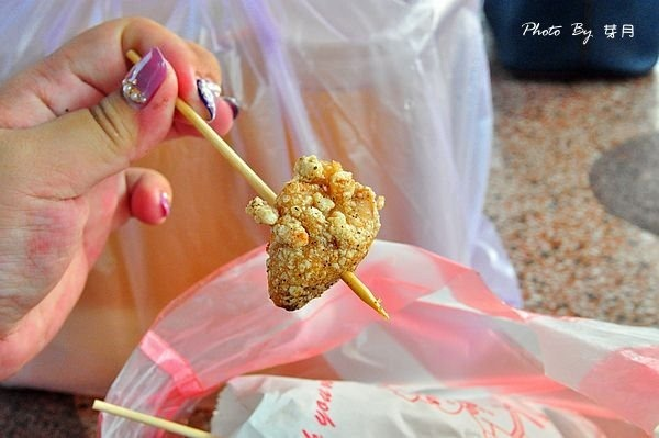 台南善化美食彩繪村熱香鹽酥雞魷魚腳地瓜好吃推薦