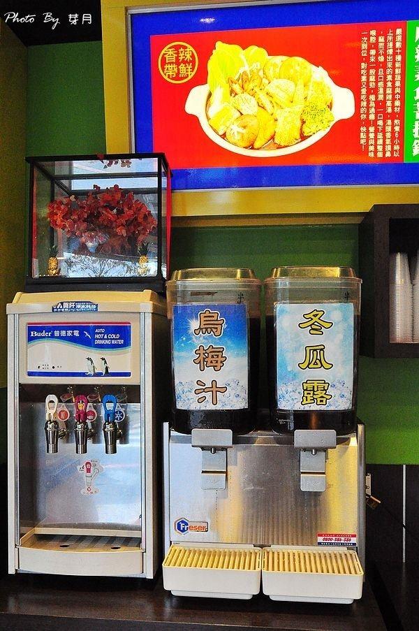 宜蘭市美食火車站幾米公園鬼椒一番鍋安格斯霜降牛草蝦素食冰淇淋