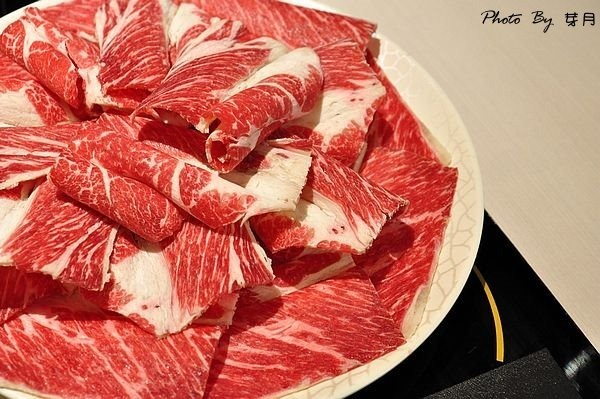 桃園龍潭美食老鍋物shobu shobu單點火鍋咖啡廳特級牛嫩肩霜降珍豬