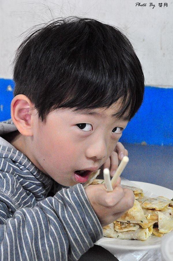 平鎮美食忠貞市場貿東路純手工外省老兵蛋餅聖德幼稚園