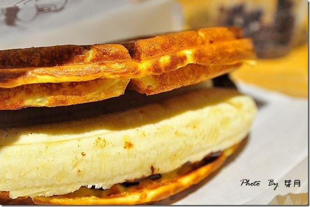 中壢中原大學商圈美食8CODE鬆餅墨西哥雞腿珍珠鮮奶油點心下午茶早午餐
