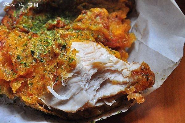 爆汁雞,艋舺ㄟ雞排,苔客,辣妹 @民宿女王芽月-美食.旅遊.全台趴趴走
