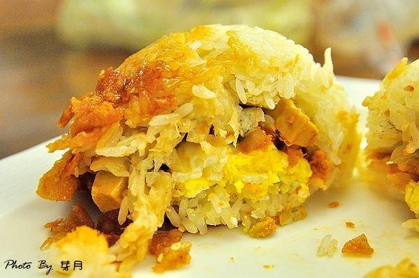 宜蘭美食五結夏爾迦民宿親水大鎮傳統味油飯飯糰早午餐羅東首都客運