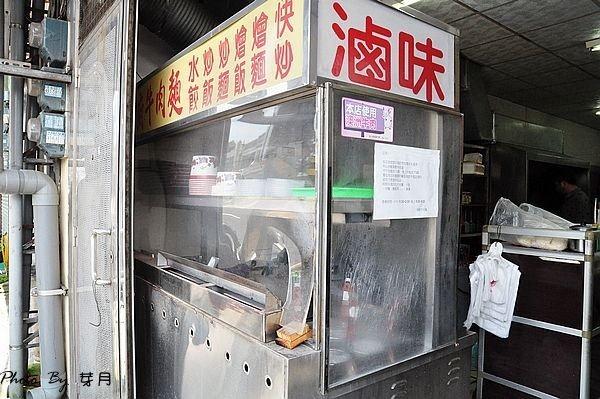 龍潭美食陸總輕航部神廚牛肉麵水餃炒麵