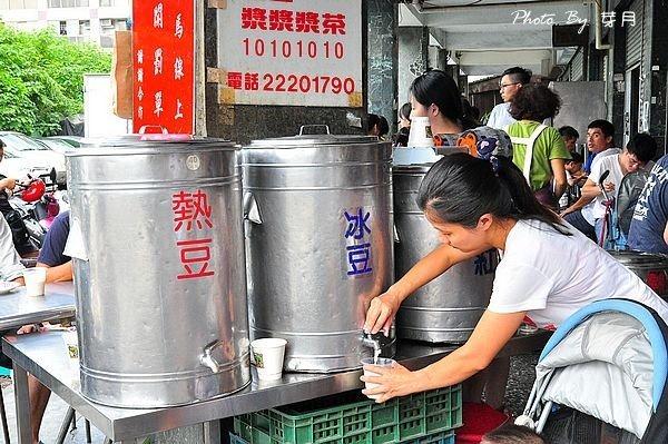 台中美食信義街天津苟不理湯包早點紅茶超人氣排隊美食