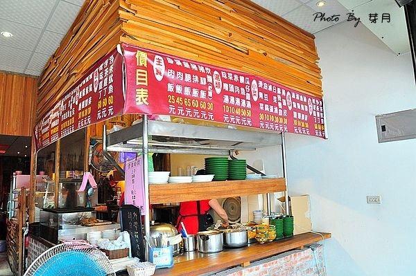 宜蘭美食宜蘭市–金澤魯肉飯–巷子口親切店家,平價好吃有划算 @民宿女王芽月-美食.旅遊.全台趴趴走