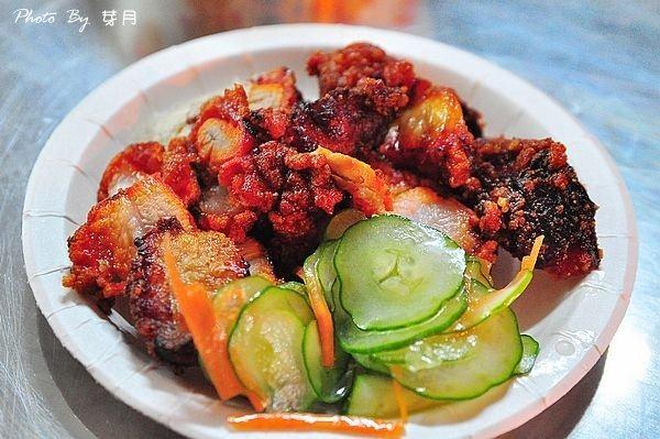 龍潭排隊美食大郵局全家便利商店鮮海產粥蝦仁小排飯紅燒肉