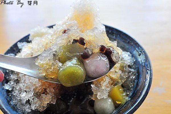 中原美食粉紅蛙仙草奶凍之家包心粉圓好吃推薦