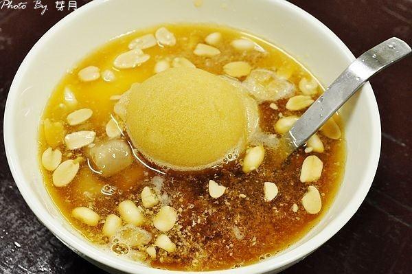 桃園大溪美食推薦福麻糬豆花小吃下午茶甜點懷舊冰砂好吃