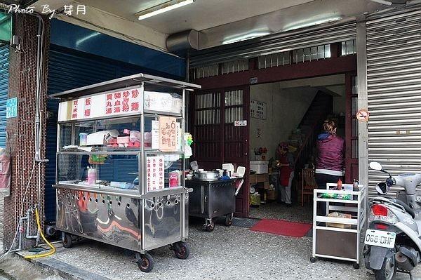 桃園平鎮美食推薦無名早點育達高中炒麵老店隱藏版在地人中式早餐