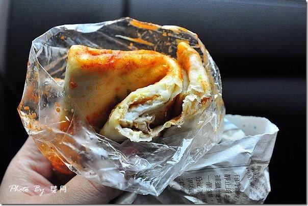 桃園八德美食無名攤車蛋餅省立桃園醫院早點龍壽街手工排隊古早味小吃中式早餐