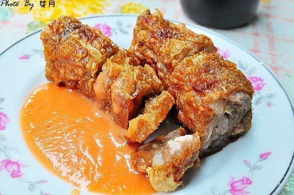 宜蘭羅東美食市場口大頭肉焿火車站炸豆腐博愛醫院老店地下道中式早點早午餐下午茶